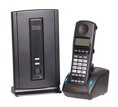Avaya D100 wireless phone system